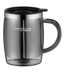 THERMOS Trinkbecher Desktop Mug grau