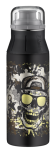 ALFI Trinkflasche element Bottle glowing skull 0,6 l