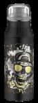 ALFI Trinkflasche element Bottle glowing skull 0,6 l