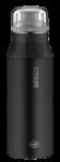 ALFI Trinkflasche element Bottle Pure schwarz 0,6 l