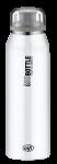 ALFI Trinkflasche Isobottle Pure weiß 0,5 l