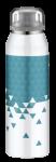 ALFI Trinkflasche Isobottle white-ocean 0,5 l