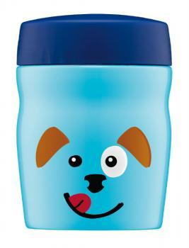 ALFI Speisegefäß foodMug Hund blau