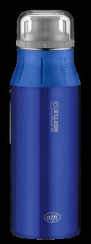 ALFI Trinkflasche element Bottle Pure blau 0,6 l