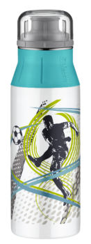 ALFI Trinkflasche element Bottle Fußball 0,6 l