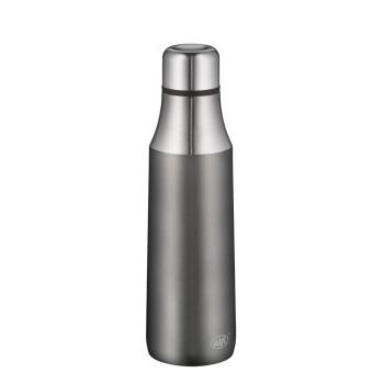 ALFI Isoliertrinkflasche City cool grey