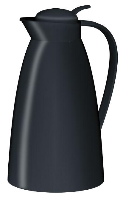 ALFI Isolierkanne Eco, schwarz 1,0 l