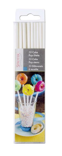 STÄDTER Cake Pop Stiele 15 cm