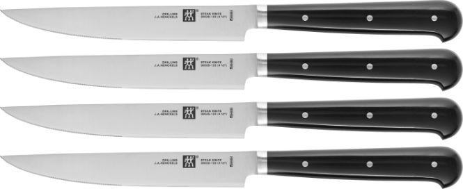 ZWILLING Steakmesserset 4-tlg. mit Welle