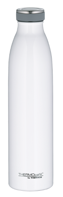 THERMOS Trinkflasche TC weiß 0,75 l