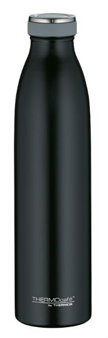 THERMOS Trinkflasche TC schwarz matt 0,75 l