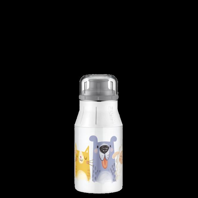 Alfi Trinkflasche element Bottle cute animals 0,4 l