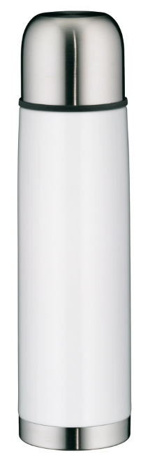 ALFI Isolierflasche isoTherm Eco, weiß