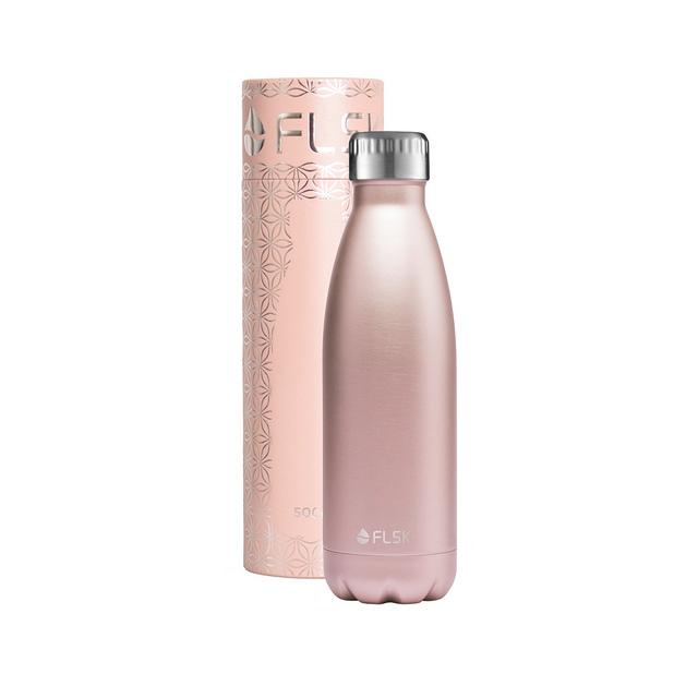 FLSK Trinkflasche roségold 0,5 l