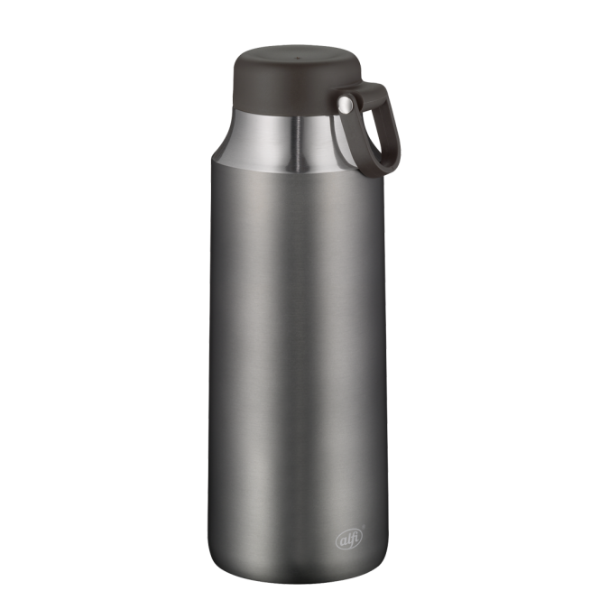 ALFI City Tea Bottle cool grey mat