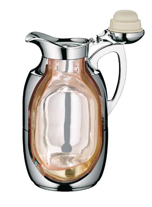 ALFI Ersatzglas für Isolierkanne Juwel und Helena 1,0 l