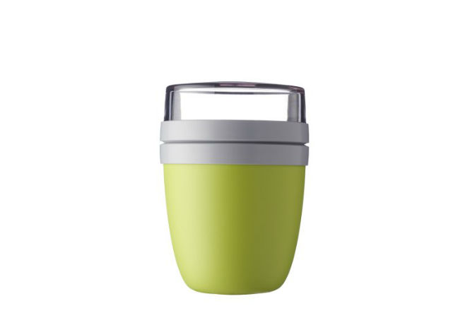 MEPAL Lunchpot Ellipse Latin Lime