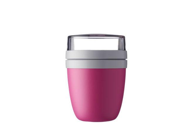 MEPAL Lunchpot Ellipse Pink