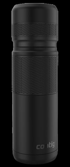 CONTIGO Thermal Bottle mattschwarz