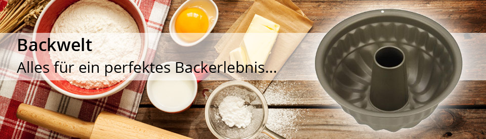 Teaser Backen